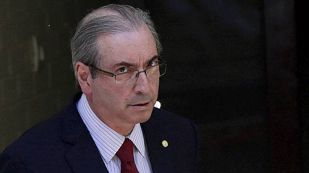 Brasilianischer Parlamentspräsident und Rousseff-Gegner suspendiert