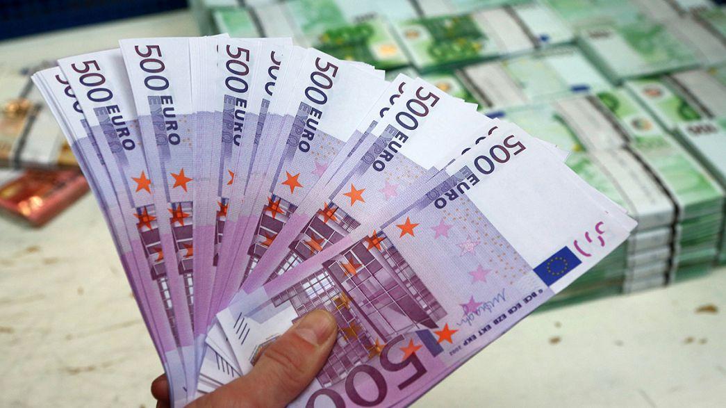El final del billete de 500 euros también divide a Alemania y Francia
