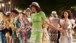 Chanel a organisé un défilé dans la capitale cubaine