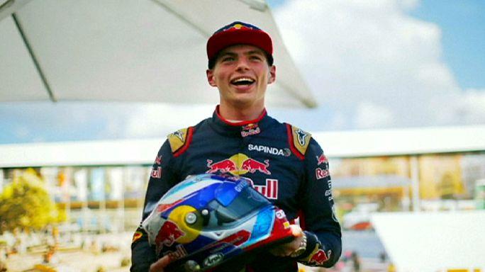 Red Bull поменял русского на голландца