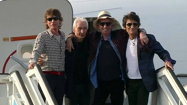 """""""You can't always get what you want"""" - the Rolling Stones dump Trump"""