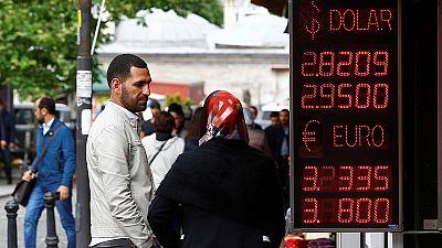 Turkish financial markets remain nervous over political turmoil