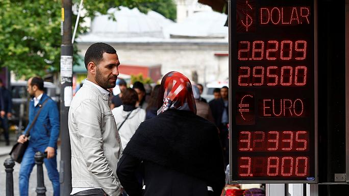 Turkish financial markets remain nervous over political turmoil