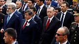 """Turquie : Erdogan aura """"plus d'influence sur l'AKP et le gouvernement"""" après le départ d'Ahmet Davutoglu"""