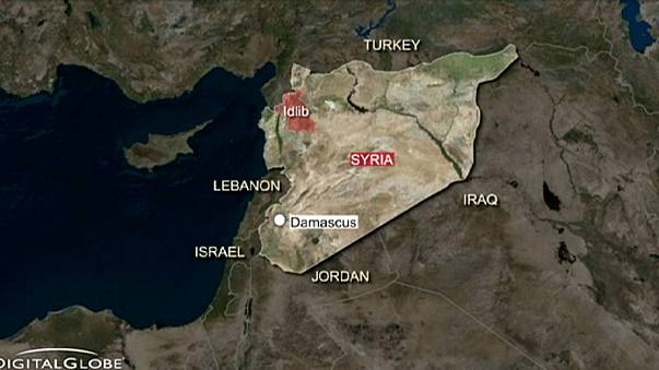 Masacre en un campo de desplazados en Siria