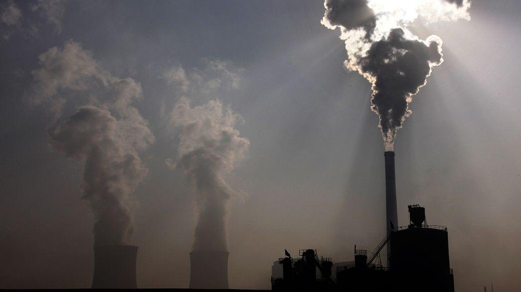 La UE aumenta las emisiones de CO2 en 2015