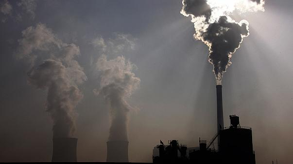 EU emissions rise revealed just months after COP21 climate deal