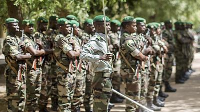 Two Malian soldiers jailed for plotting coup in 2014