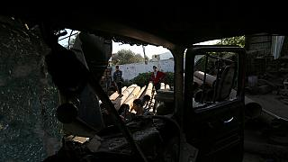 Deadly flare-up in violence as Israel finds Gaza tunnel