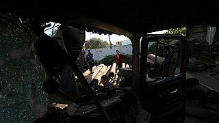 Neue Gefechte in Nahost: Israelische Armee bombardiert Gaza-Streifen