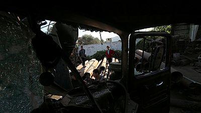 Violência regressa a Gaza