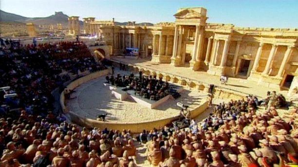 Una orquesta rusa para Palmira