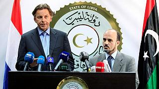 Dutch foreign minister in Libya to show support for UN-backed gov't