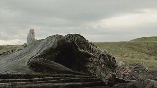 """A qualidade dos efeitos especiais, um dos trunfos da """"Guerra dos Tronos"""
