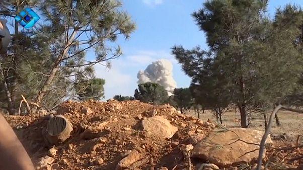 Syrie : l'ONU réclame une enquête après le bombardement d'un camp de déplacés