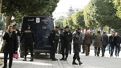 Nine terrorists arrested from hideout in Tunisia