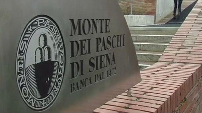 Megmenekülhet a világ legrégebbi bankja, a Banca Monte dei Paschi di Siena