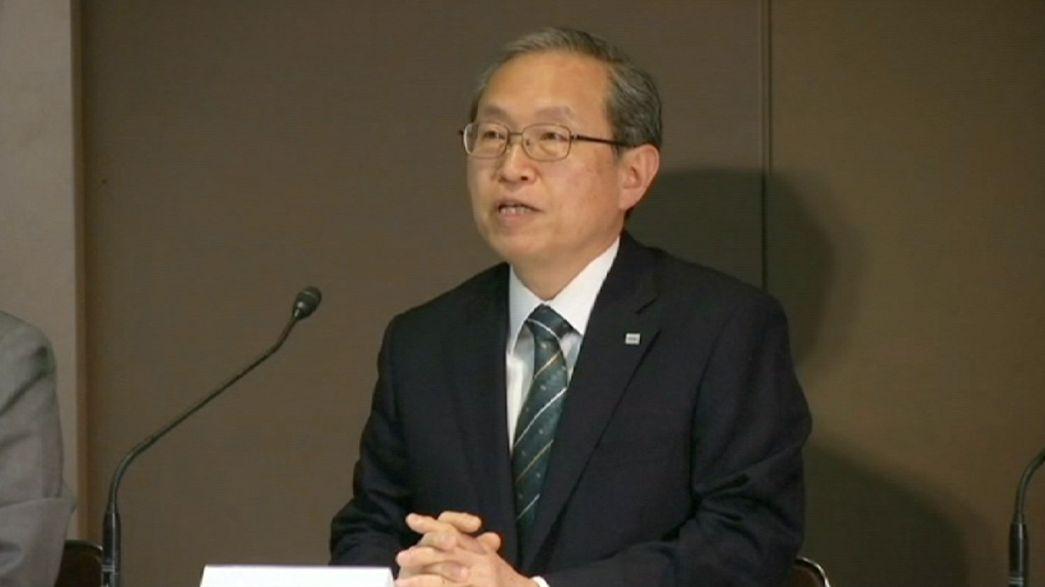 Neuer Chef soll's bei Toshiba richten