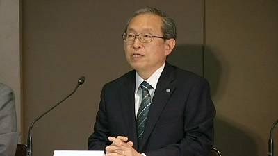 Toshiba names new CEO to move on from accounting scandal