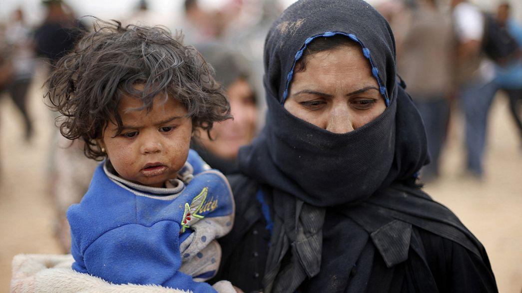 Europe Weekly: Wirtschaft und Flüchtlingskrise - der rote Faden dieser Woche.