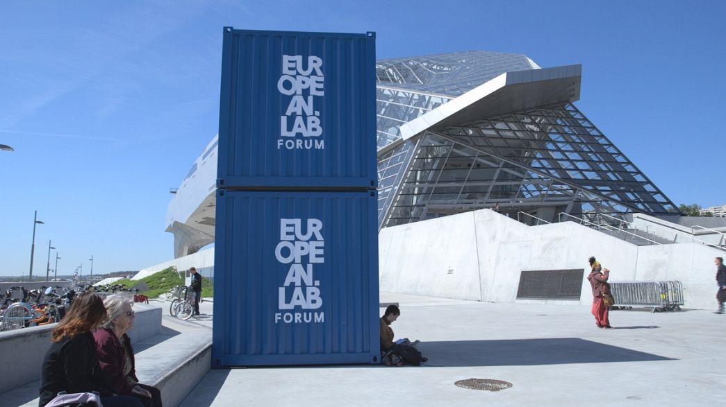 European Lab: Kultur und Zukunft in Europa