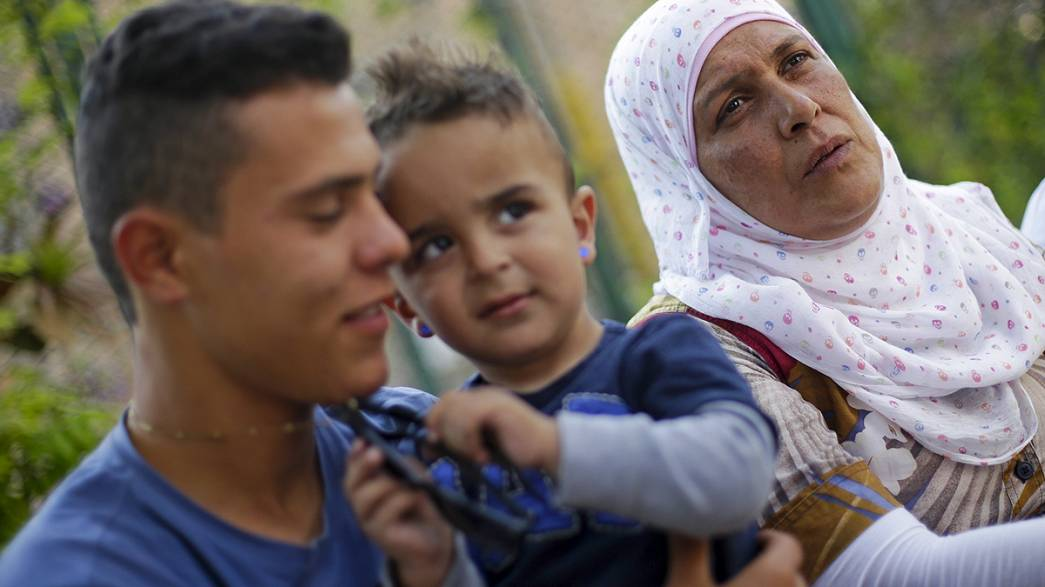 Action by European states to welcome refugees from Syria and Iraq