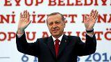 Turquie : Erdogan refuse de réviser la loi antiterroriste comme le veut l'UE