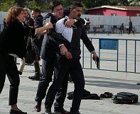 Turquía: el periodista opositor Can Dündar del diario Cumhuriyet sale ileso de un ataque