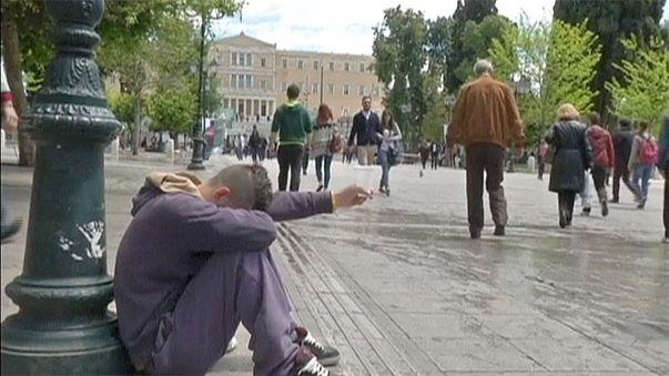 """Athen: """"Wir haben einen kleineren Rentenkuchen zu verteilen"""""""