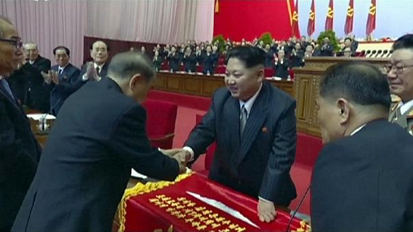 Kim Dzsong-Un a sikeres atomprogramot méltatta