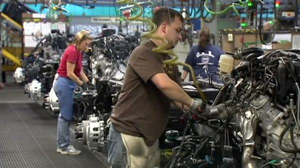 США: низкий рост занятости обещает слабый рост производства во втором квартале