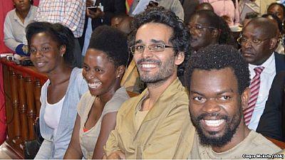 Angola: le rappeur militant Luaty continue sa grève de la faim