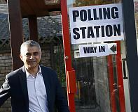 Labour's Sadiq Khan elected new Mayor of London, defeats Conservative Zac Goldsmith