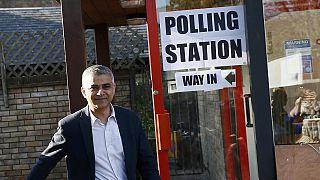 Sadiq Khan wird voraussichtlich neuer Bürgermeister von London