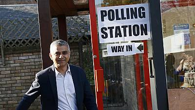 Sadiq Khan set to become London's first Muslim mayor