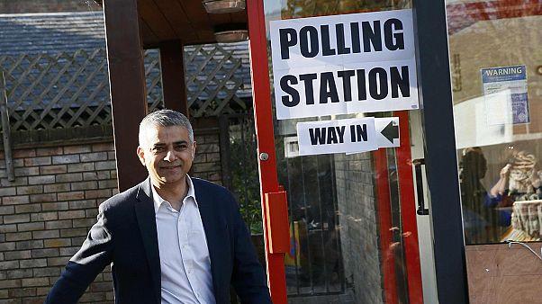 Londra'nın yeni Belediye Başkanı Sadiq Khan