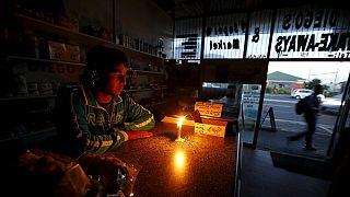 ''Plus de coupures d'électricité en Afrique du Sud'' (Jacob Zuma)