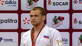 Stars on safety first as Baku Judo Grand Prix opens