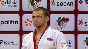 Österreicherin Filzmoser sichert sich beim Judo-Grand-Slam in Baku Olympiateilnahme