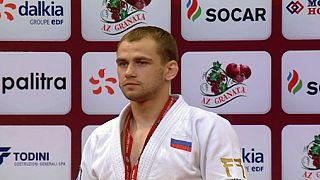 Csernoviczki Éva ezüstérmes Bakuban