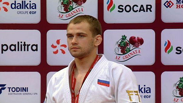 Victorias inesperadas en la primera jornada del Grand Slam de Bakú de judo