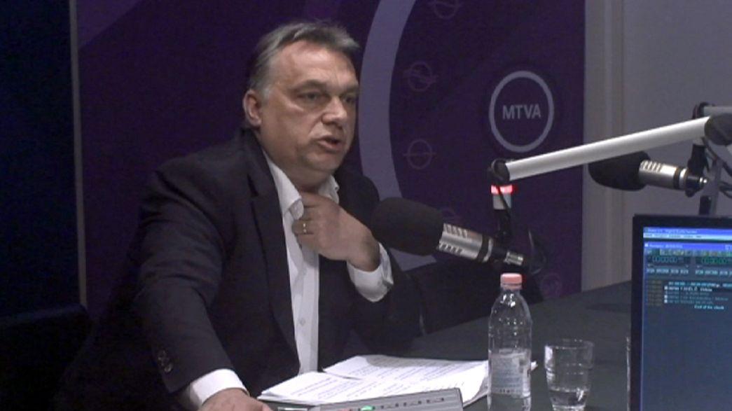 La Hongrie refuse toute amende en cas de refus de migrants