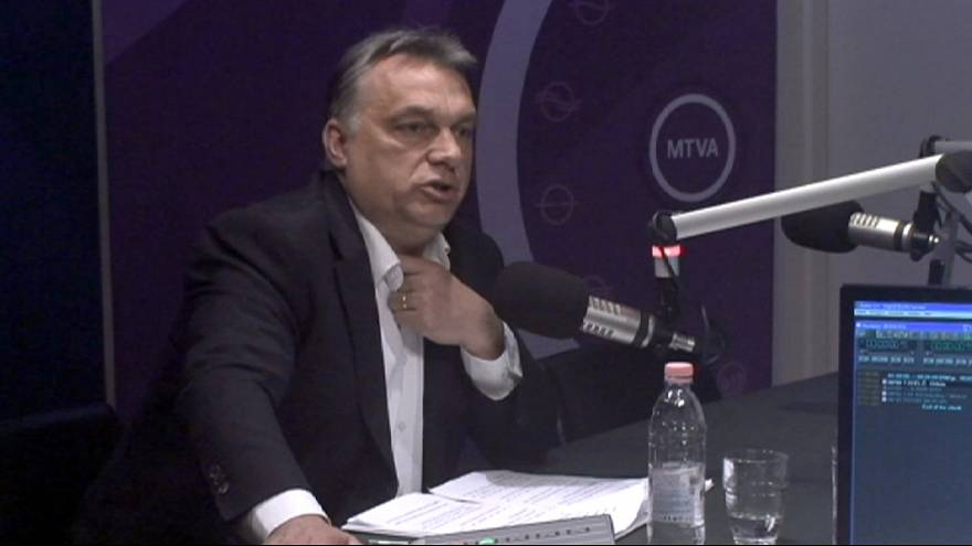 Hungary's PM Orban slams plans for migrant quota fines