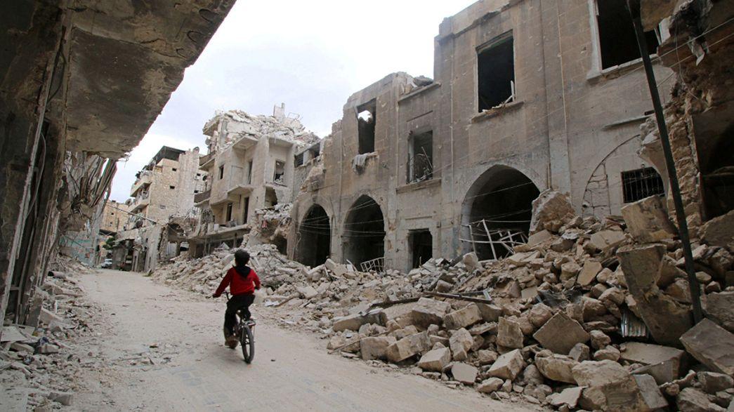 Syrie : la trêve à Alep prolongée jusqu'à lundi