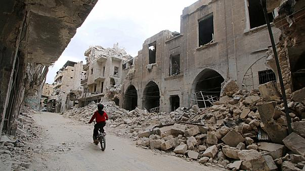 Halep'te ateşkes 72 saat daha uzatıldı