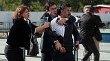 اعتقال شخص اطلق النار على صحفي تركي بارز
