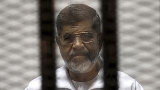 Egito: Leitura da quarta sentença de Mohamed Morsi conhecida em Junho