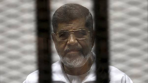 Egypt court postpones Mursi spying verdict for second time