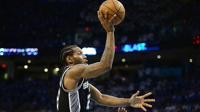 NBA Playoffs: Spurs regain control
