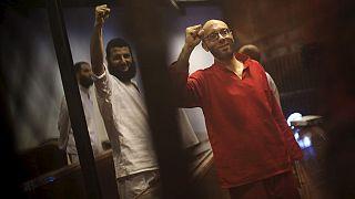 Mısır'da üçü gazeteci altı kişiye idam cezası